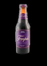 Cerveza Tempus Cream Stout Botella 355 ml