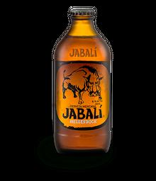Cerveza Jabalí Hellesbock Botella 330 ml