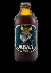 Cerveza Jabalí Bock Botella 330 ml