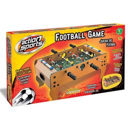 Juego de Fútbol Action Sports