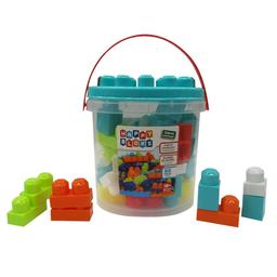 Cubeta de Bloques Happy Blocks 60 U