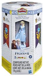 Set de Plastilina Play-Doh! Frozen 5 U