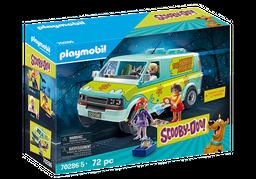Set de Juego Playmobil Scooby Doo la Máquina Del Misterio 72 U