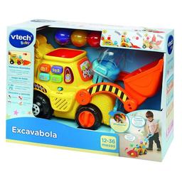 Camión Excavabola Vtech Juguete Preescolar