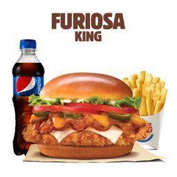Combo Furiosa Crispy King