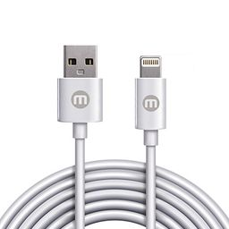 Cable MOBO USB Blanco IPhone