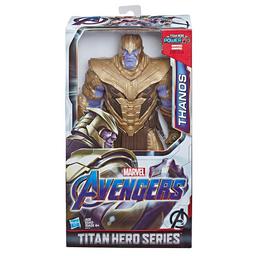 Figura De Accion Hasbro Thanos Titan Hero Avengers