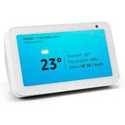 Bocina Amazon Echo Show Con Alexa 5.5 Blanco 1 U