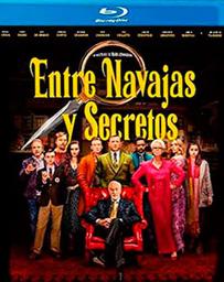 Blu-Ray Entre Navajas y Secretos 1 U