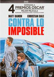 Dvd Contra Lo Imposible 1 U