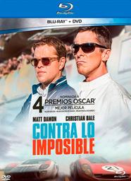 Blu-Ray Contra Lo Imposible 1 U