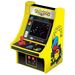 Consola Micro Player Retro Arcade: Pac-Man 1 U