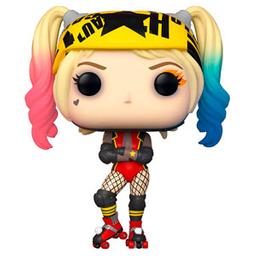 Figura Funko Pop Birds Of Prey Harley Quinn Roll 1 U