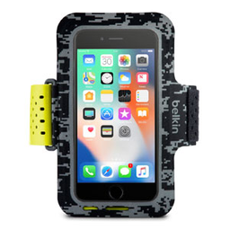 Funda Sport-Fit Plus Armband Black Iphone+ 1 U