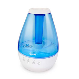 Humidifier Warm & Cool Blue and White 1 U