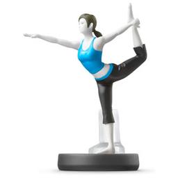 Figura Amiibo Wii Fit Trainer 1 U