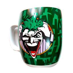 Taza Joker Verde Redonda 1 U