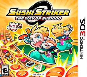 Videojuego Nintendo 3DS Sushi Striker Game Nintendo