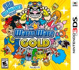 Videojuego Nintendo 3DS Wario Ware Game Nintendo