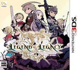 Videojuego The Legend Of Legacy 1 U