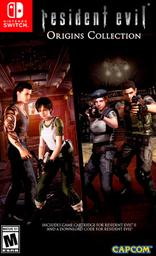 Videojuegos Resident Evil Origins Collection Nintendo Switch 1 U