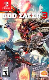 Videojuego God Eater 3 Nintendo Switch 1 U
