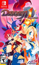 Videojuego Disgaea 1 Complete Nintendo Switch 1 U