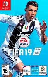 Videojuego Nintendo Switch Fifa 19