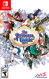 Videojuego The Princess Guide Nintendo Switch 1 U