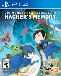 Videojuego Digimon Story Cyber Sleuth: Hacker PlayStation 4 1 U