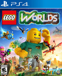 Videojuego Ps4 Lego Worlds