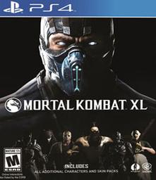 Videojuego Ps4 Mortal Kombat XL