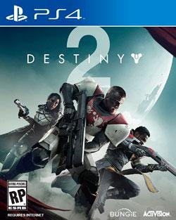 Videojuego Destiny 2 Ps4