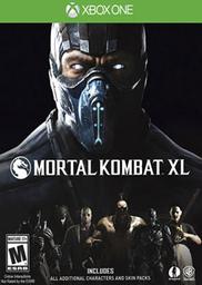 Videojuego Xbox One Mortal Kombat XL