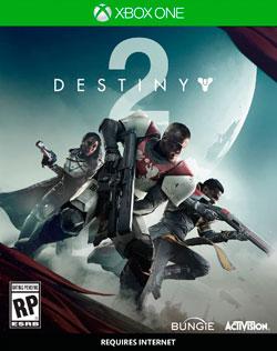 Videojuego Destiny 2 Xbox One
