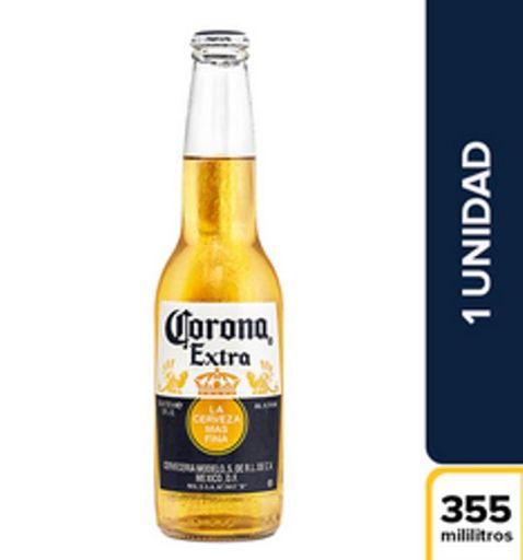 Corona - Botella 355 ml