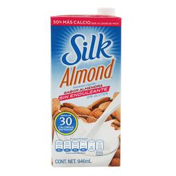 Silk Leche de Almendras