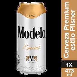 Cerveza Modelo Especial Laton 473 mL