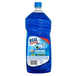 Limpiador Bactericida Real Clean 2 L