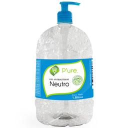 Gel Antibacterial Pure 1.8 L