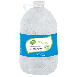Gel Antibacterial Pure 5 L