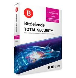 Antivirus Bitdefender 1 U