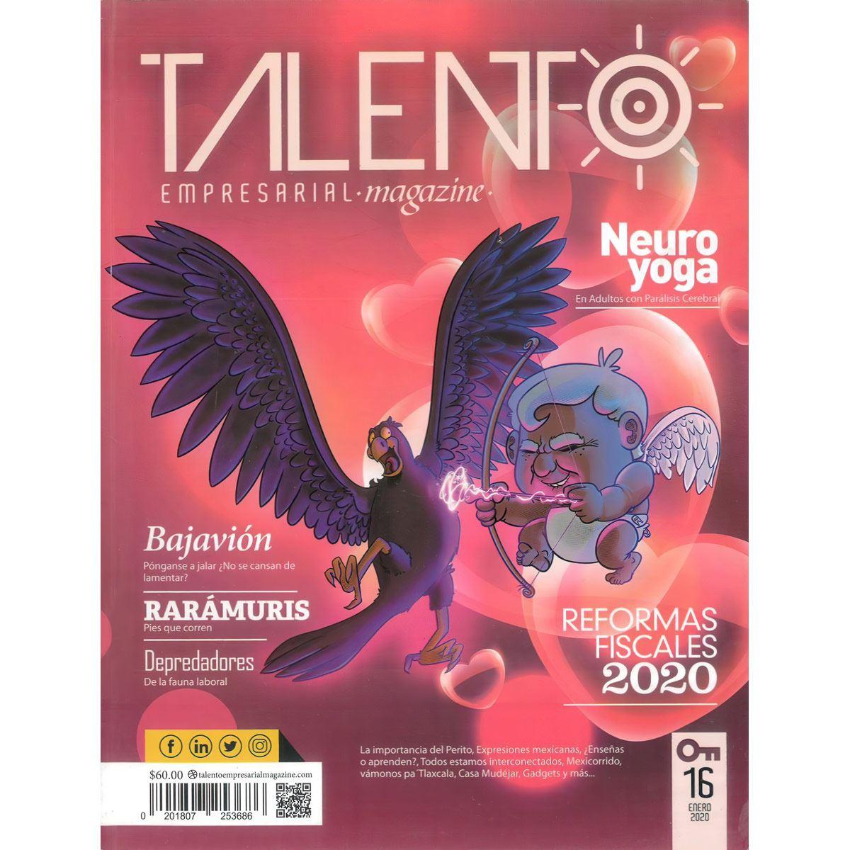 Talento Empresarial Magazine Bimes 1 U