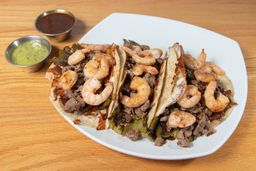Tacos del Patrón Mixto