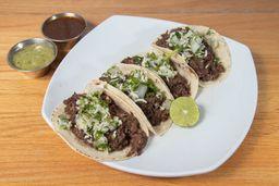 Tacos Barbacoa