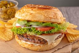 Burger Natural