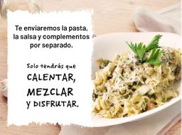 1M Pasta Filetto e Funghi