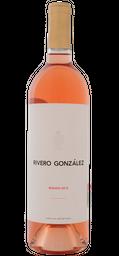 Vino Rosado Rivero González Merlot 750 mL
