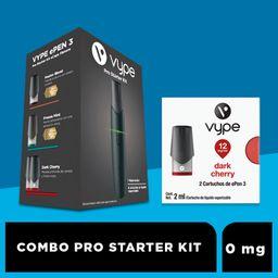 Combo Pro Starter Kit ePen3 12mg/mL
