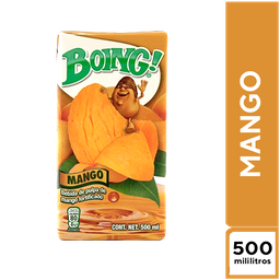 Boing Mango 500 ml